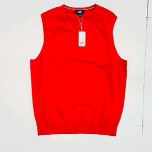 Men's NWT CUTTER & BUCK* Sweater Vest